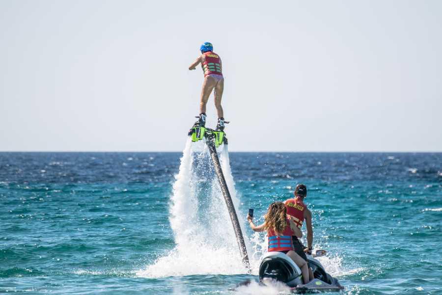 Grekaddict Flyboard in Sarti