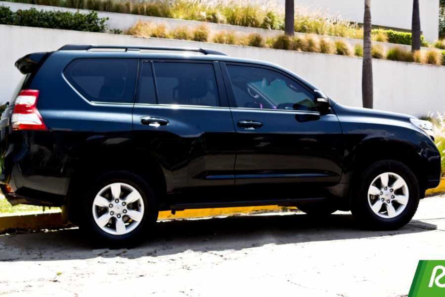 Tour Guanacaste Toyota Sequoia SUV Car Rental Costa Rica