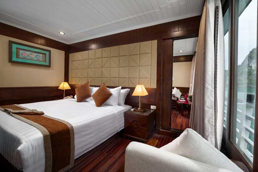 Vietnam 24h Tour Pelican Cruise 2D1N