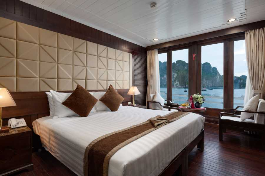 Vietnam 24h Tour Pelican Cruise 3D2N