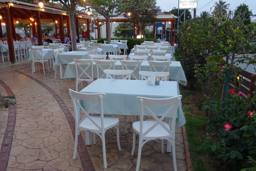 Destination Platanias Drosia - Family Taverna