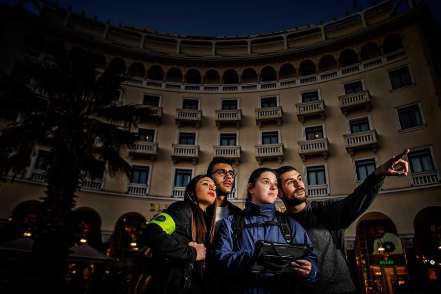 Grekaddict City of Witches Treasure Hunt in Thessaloniki