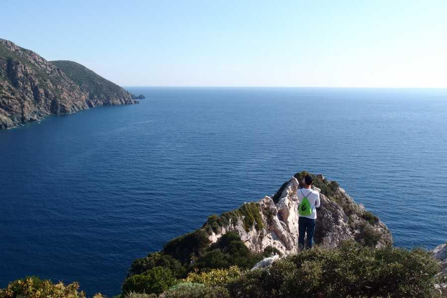 Grekaddict Hiking Tour at Porto Koufo in Halkidiki