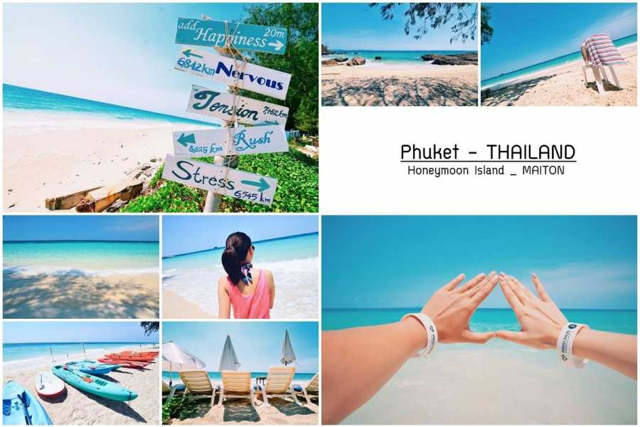 AMICI MIEI PHUKET TRAVEL AGENCY MAI TON ISLAND TOUR from PHUKET (PRIVATE HONEY MOON ISLAND) AM029
