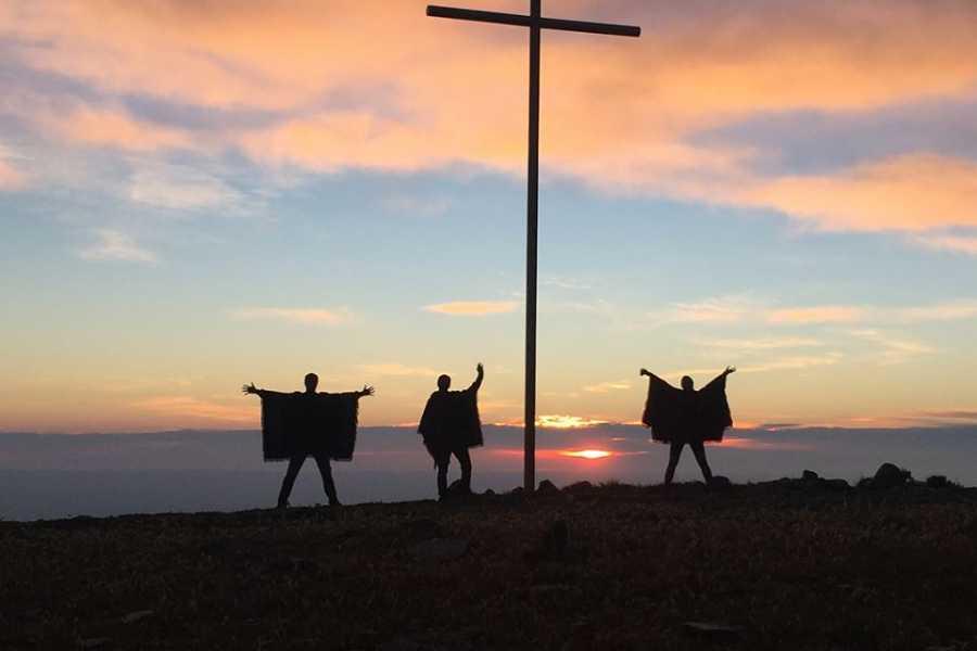 Ruta40Adventure Programa 2 Amanecer Trekking -Uco Valley