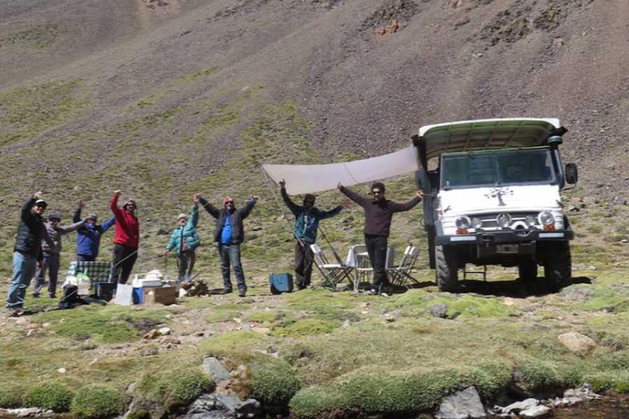 Ruta40Adventure Programa 5 Experiencia 4x4 (3hs) - Valle de Uco