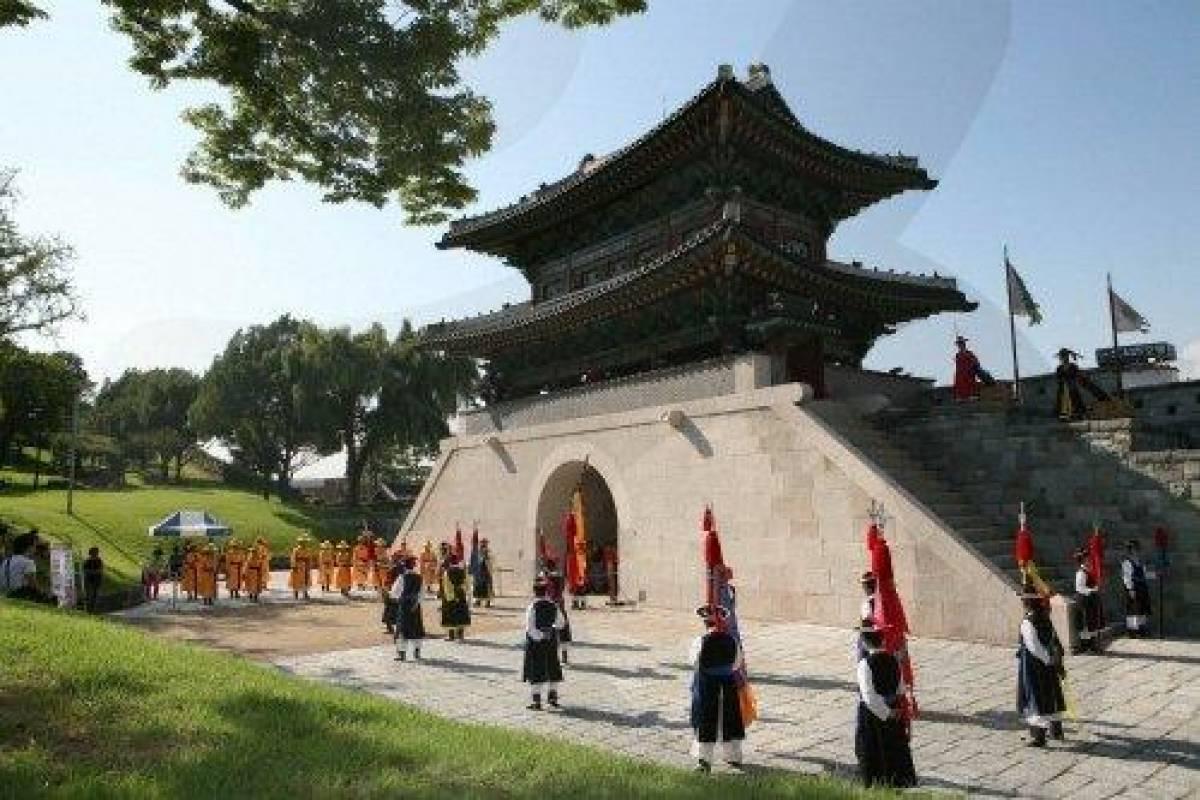 HanaTour ITC Western Korea 4days (Saturday departure)