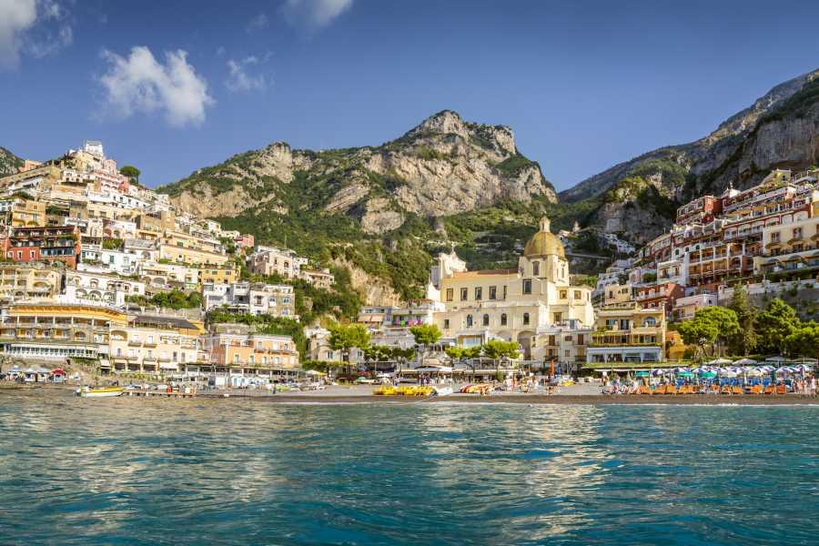 Travel etc Positano, Amalfi and Ravello Minicruise