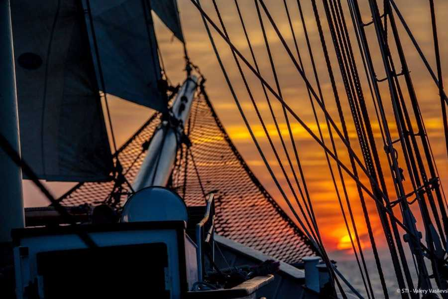 Maybe Sailing Discover the Caribbean