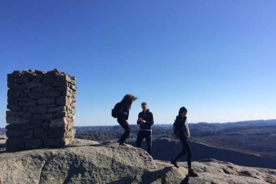 Magma Geopark Straight to the top - Vinjakula