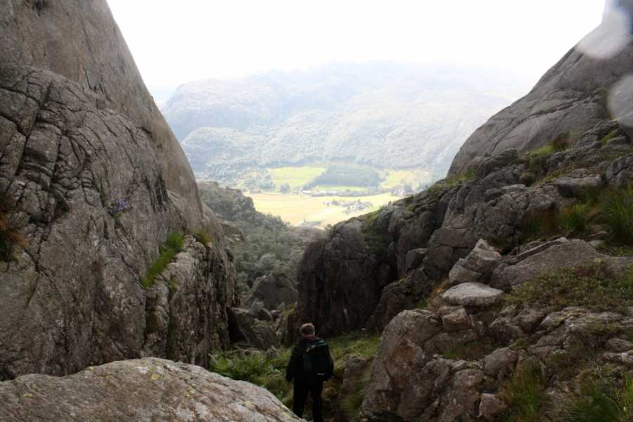 Magma Geopark Straight to the top - Vinjakula