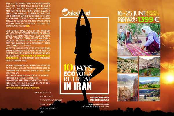 10 Days Eco-yoga Retreat