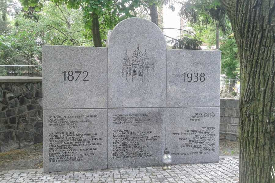Wroclaw Sightseeing Tours Jewish Heritage Tour