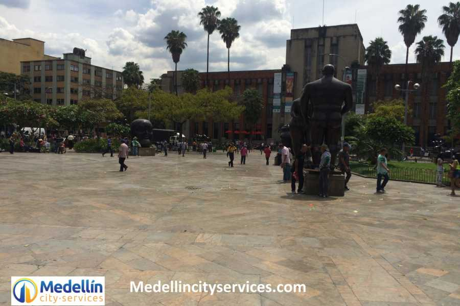 Medellin City Services SHARED PAISA TOUR TO MEDELLIN