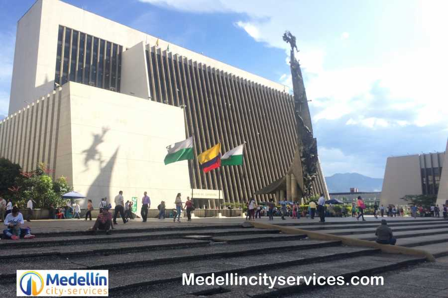 Medellin City Tours SHARED PAISA TOUR TO MEDELLIN