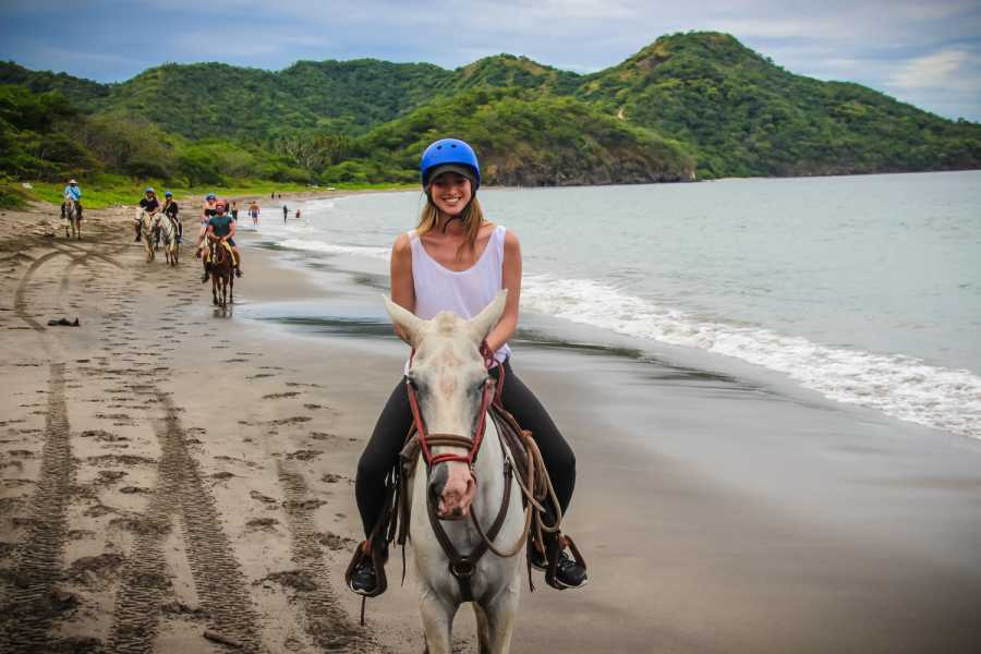 Krain Concierges Horseback Riding Tour