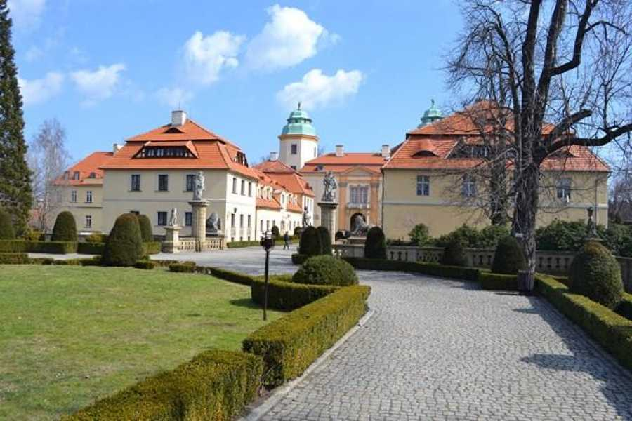 Wroclaw Sightseeing Tours Ksiaz Castle and UNESCO Church of Peace