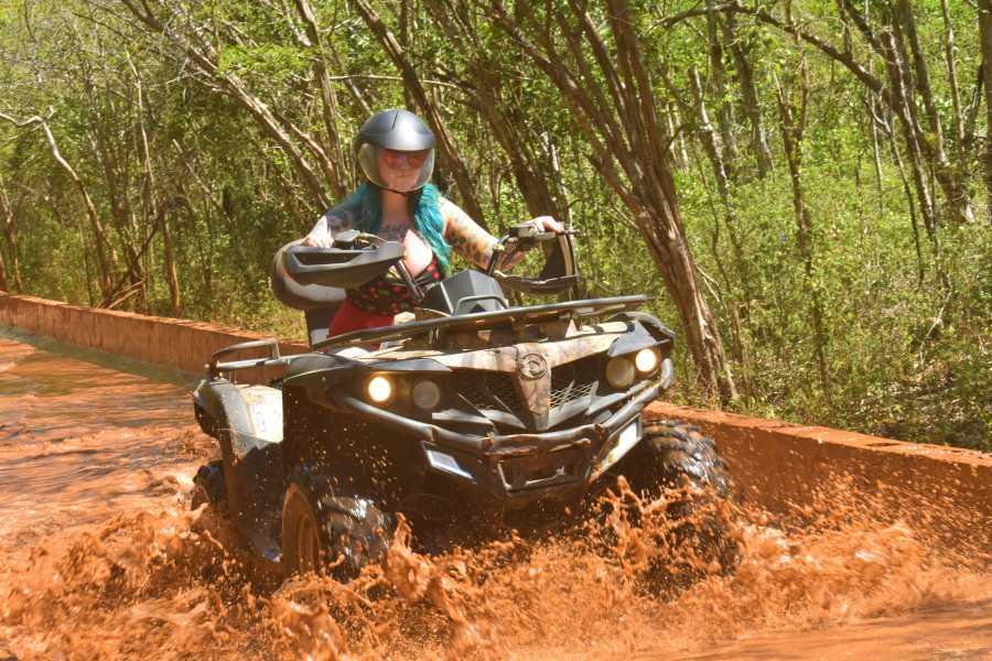 Jamwest Motorsports and Adventure Park Combo - ATV + Horse Back