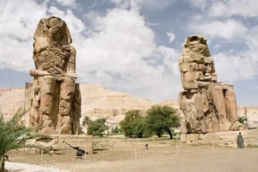 Excursies Egypte Luxor two days trip from hurghada