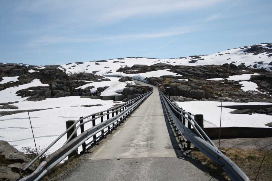 Åkrafjorden Oppleving AS Sykkeltur langs Nasjonal Turistveg Ryfylke