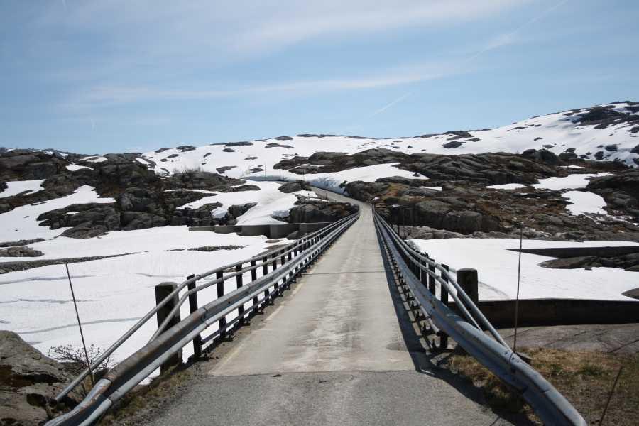 Åkrafjorden Oppleving AS Biking
