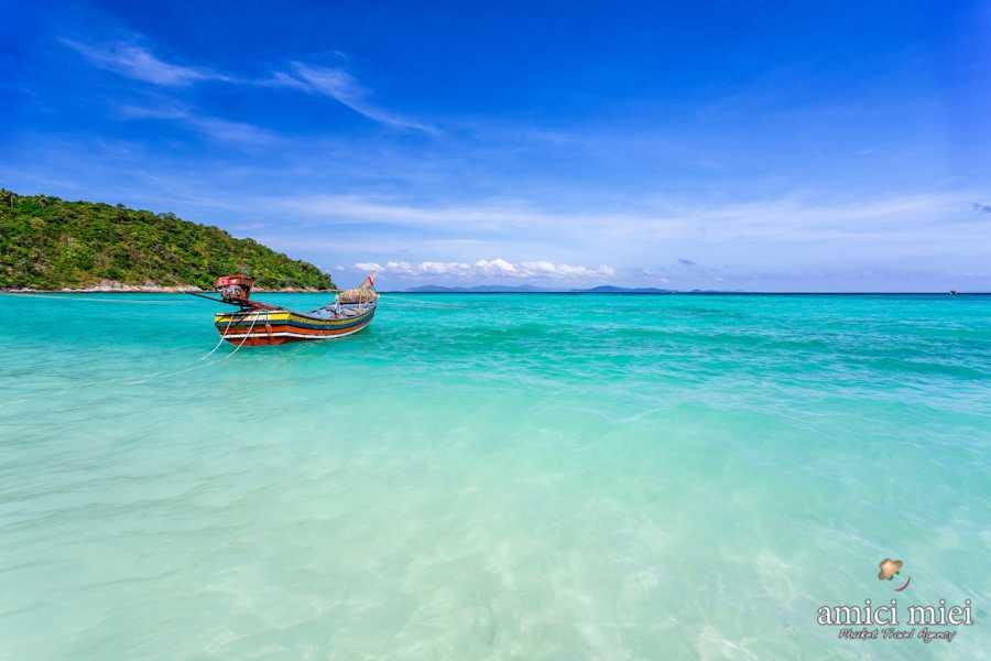 AMICI MIEI PHUKET TRAVEL AGENCY RAYA ISLAND TOUR