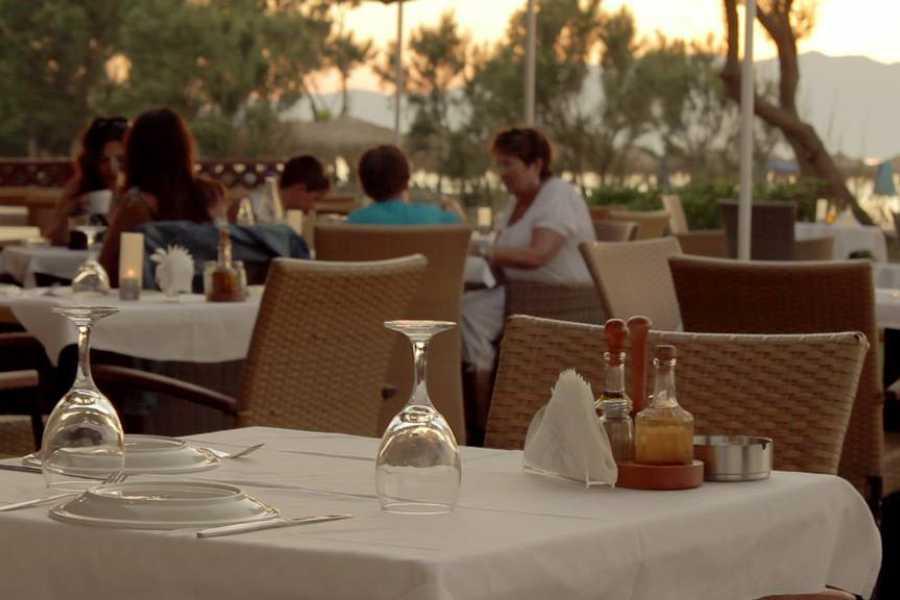 Destination Platanias Kyano Beach Restaurant