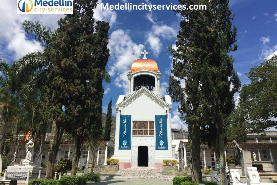 Medellin City Tours Tour Cultural Privado