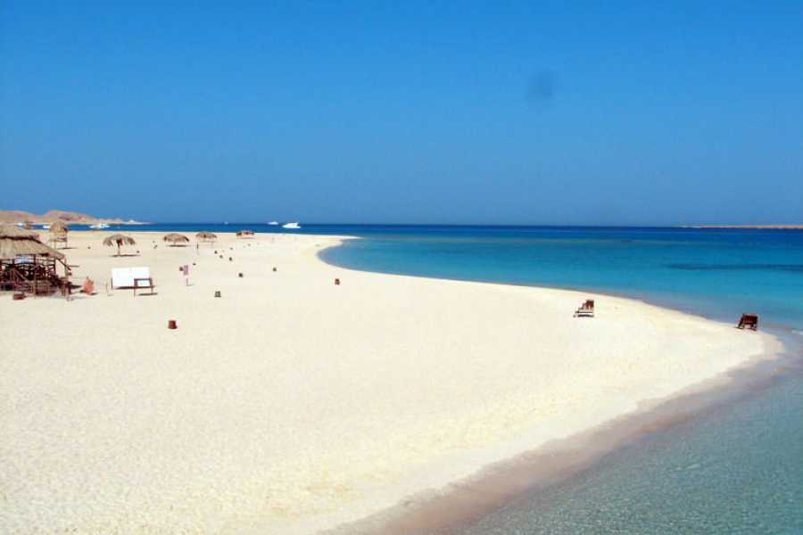 Excursies Egypte Giftun Island Snorkeling Day Trip from El Gouna