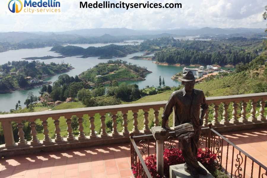 Medellin City Tours Private Tour to Guatape & Peñol