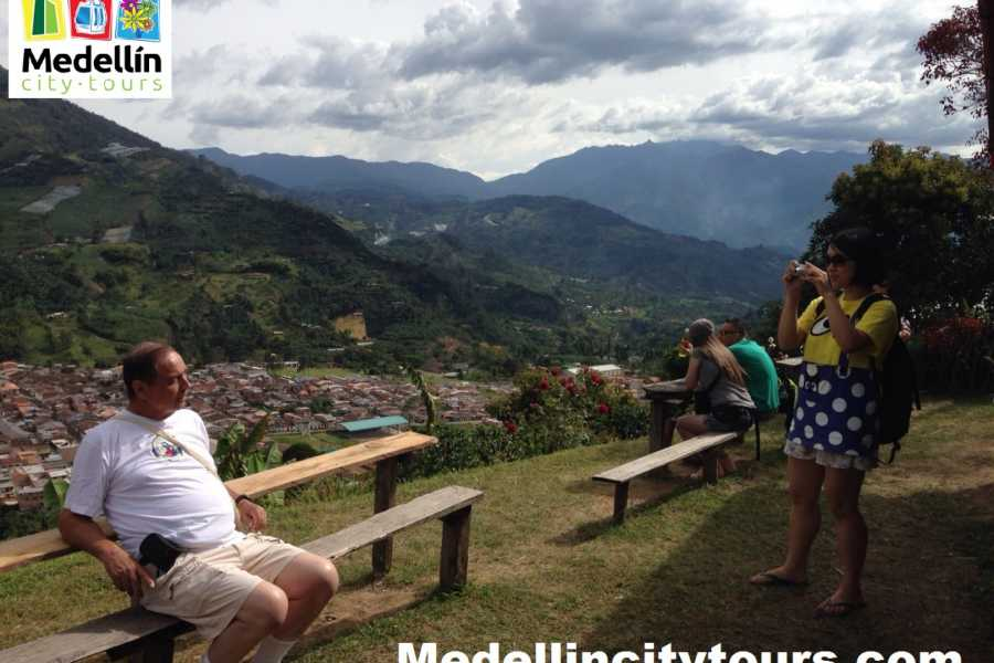 Medellin City Tours Coffee Plantation and Jardn City Day-Tour