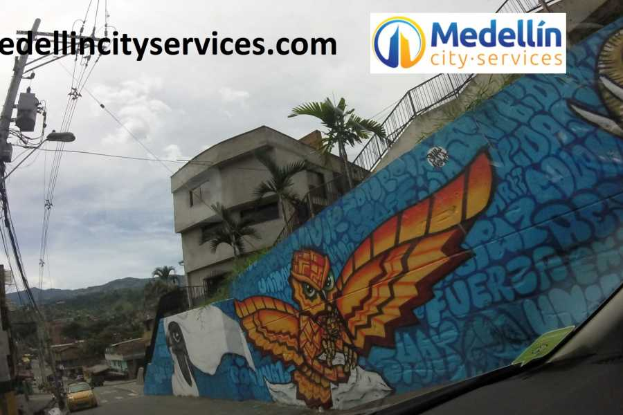 Medellin City Tours SHARED MEDELLIN SLUM TOUR
