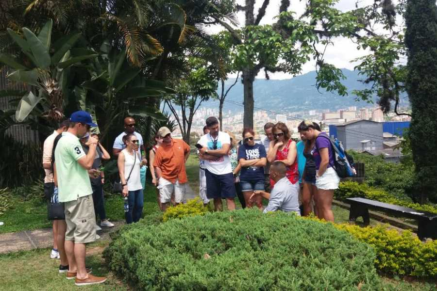 Medellin City Tours Complete Pack: Pablo Escobar Tour & The New Medellin Including C13