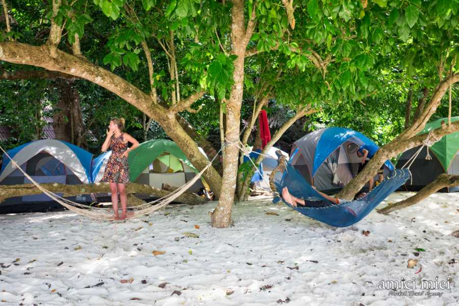 AMICI MIEI PHUKET TRAVEL AGENCY 3 DAYS IN TENT AT SURIN ISLAND (from Khao Lak) AM171