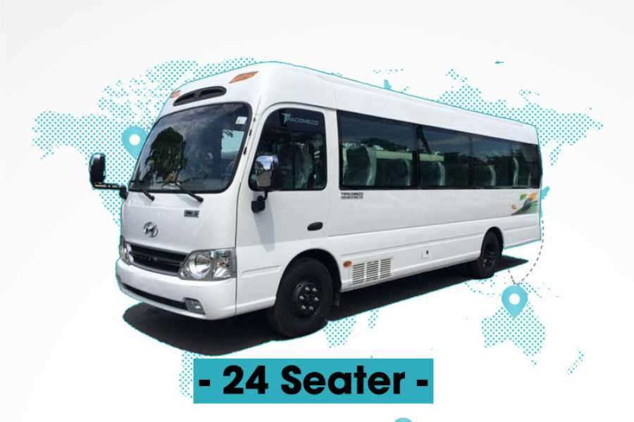 Vietnam 24h Tour Private Transfer's Service