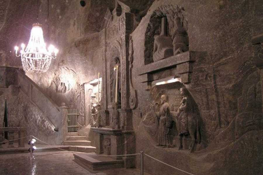 Wroclaw Sightseeing Tours Krakow-Wieliczka Salt Mines Tour