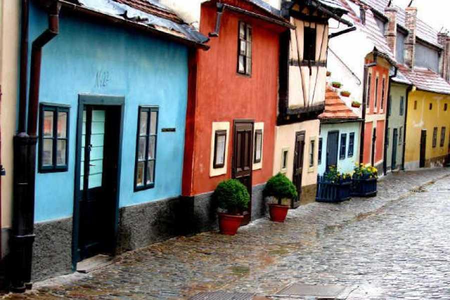 Wroclaw Sightseeing Tours Prague Tour