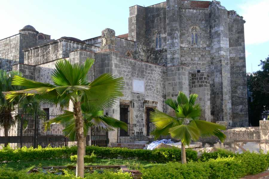 Dom Rep Tours Full Day City Tour Santo Domingo