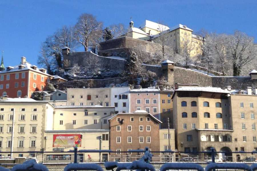Kultur Tourismus Salzburg Christmas in Salzburg - Visit of Saltmines (5 h  28.11. - 22.12.)