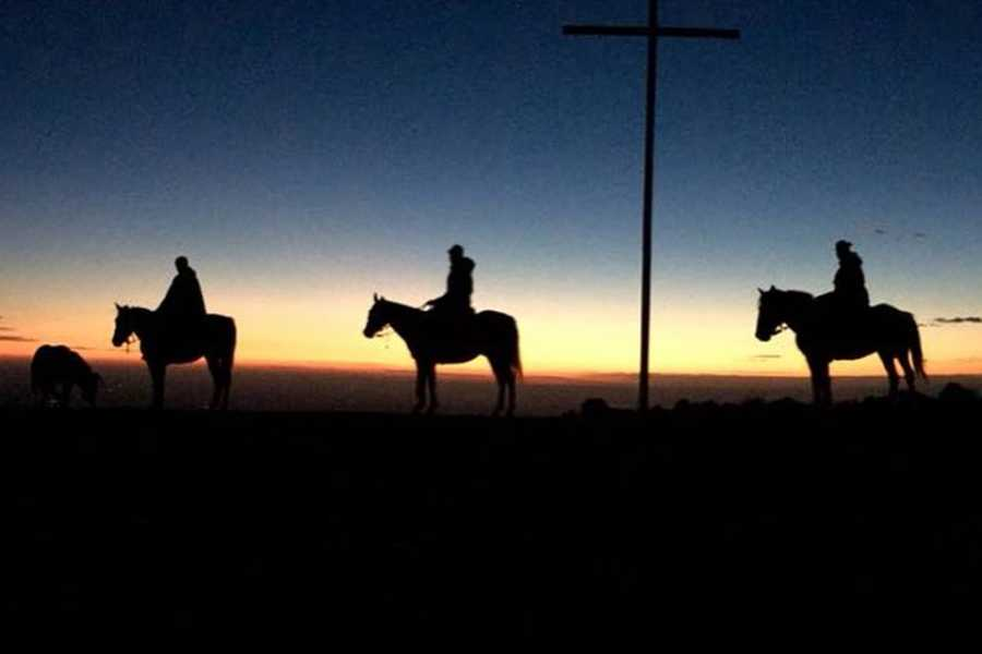 Ruta40Adventure Program 1 Sunrise on Horseback - Uco Valley