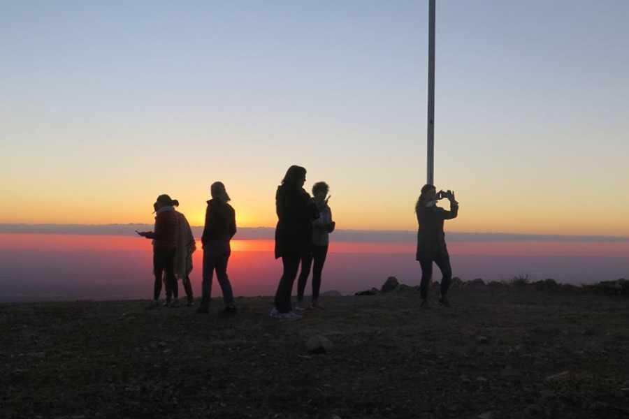 Ruta40Adventure Program 2 Sunrise Trekking -Uco Valley