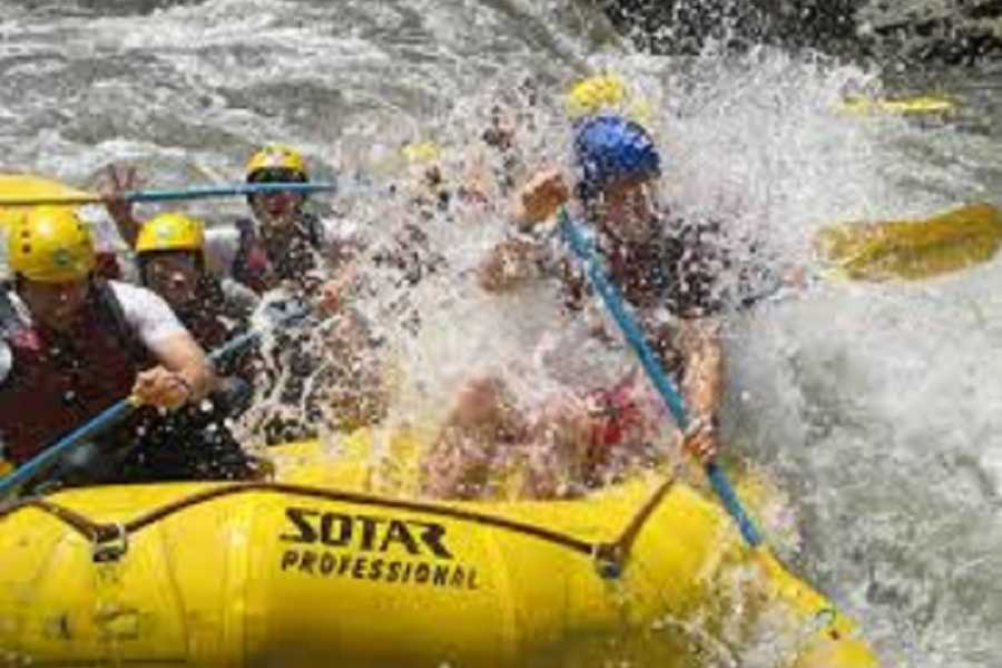 Medellin City Tours WHITE WATER RAFTING FROM BOGOTA