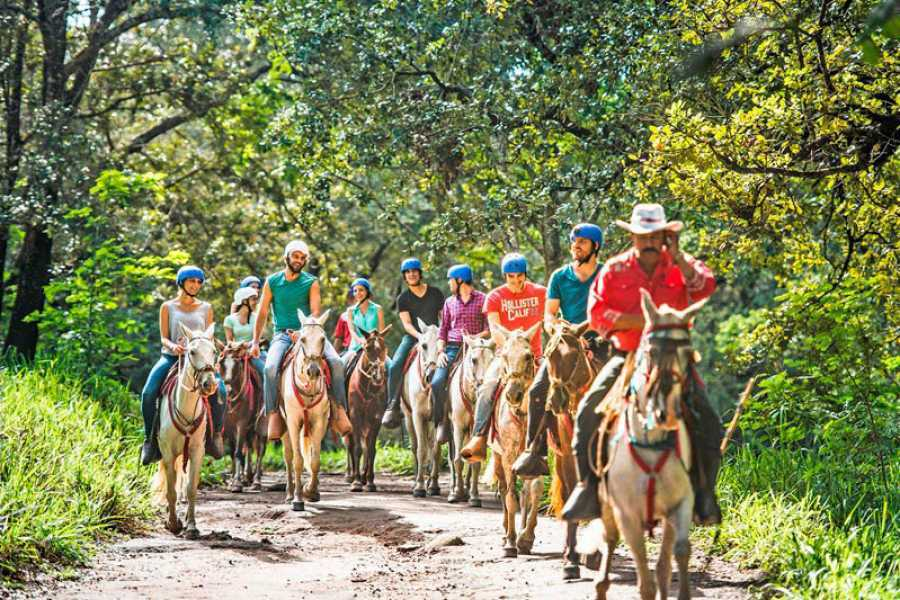 Krain Concierges Guachipelin Adventure Ranch