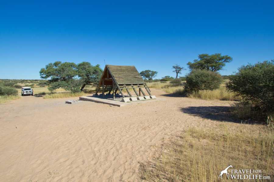 e-Tourism t/a SimplyTravel Transfrontier National Park(Kgalagadi Transfrontier Park)