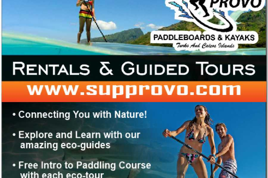 Kite Provo & SUP Provo Paddleboard and Kayak Rentals