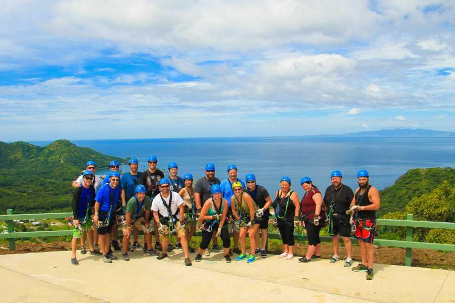 Tour Guanacaste Diamante Adventure Day Pass