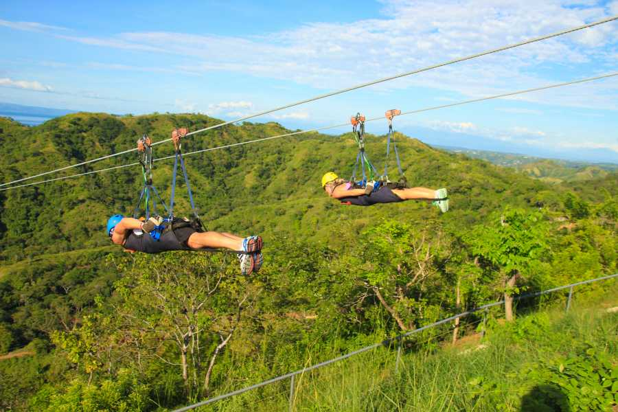 Tour Guanacaste Diamante Adventure Day Pass