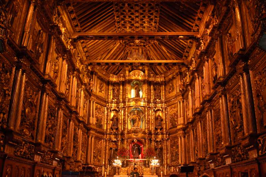 Medellin City Services BOGOTA RELIGIOUS TOUR