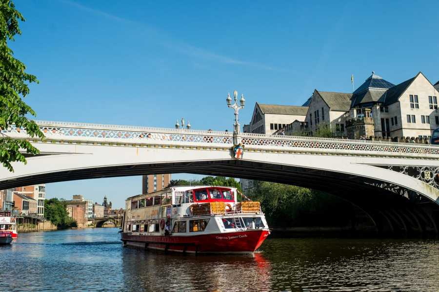 . York Halal Lunch Cruise