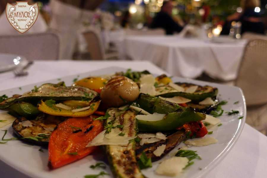Destination Platanias Restaurang Mylos